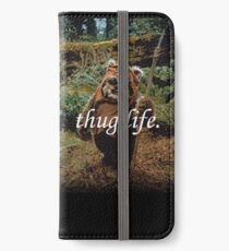 Ewok Thuggin' iPhone Wallet/Case/Skin