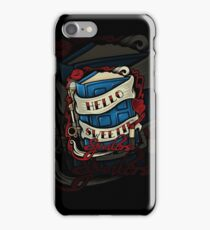 Hello Sweetie (iphone case) iPhone Case/Skin