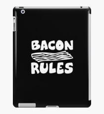 Bacon Rules iPad Case/Skin