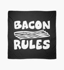 Bacon Rules Scarf