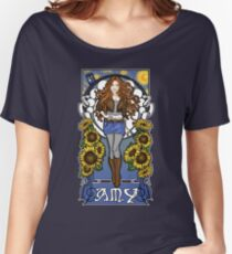 The Girl Who Waited (Amy) Women's Relaxed Fit T-Shirt