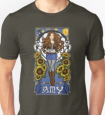 The Girl Who Waited (Amy) Unisex T-Shirt