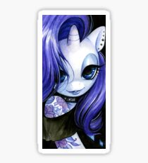 Rarity  Sticker