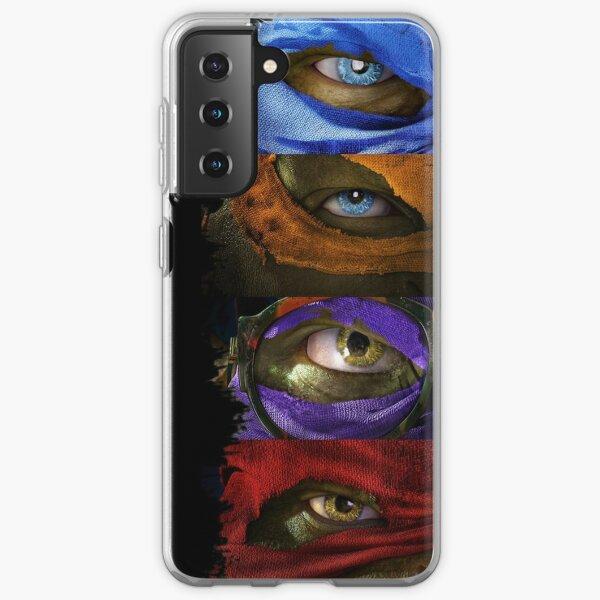 Teenage Mutant Ninja Turtles, TMNT Out Of The Shadows Samsung Galaxy Soft Case