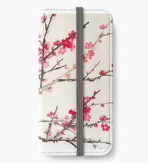 Plum Blossom iPhone Wallet/Case/Skin