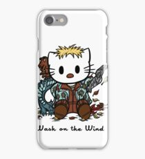 Wash on the Wind iPhone Case/Skin