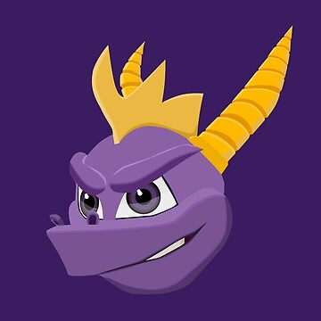 Spyro the Dragon by lnd310