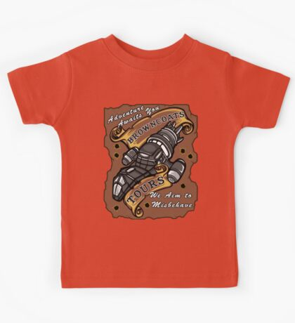 Browncoat Tours  Kids Clothes