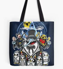 Penguin Time Tote Bag
