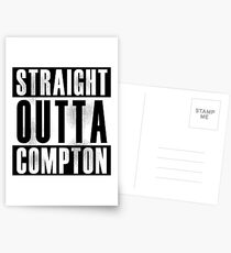 Straight Outta Compton Postcards