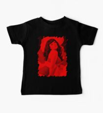 Betty Page - Celebrity Baby Tee