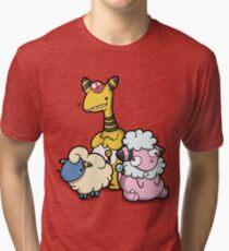 Electric sheep Tri-blend T-Shirt