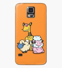 Electric sheep Case/Skin for Samsung Galaxy