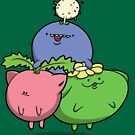 Little Puffballs by Aniforce