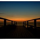 Sylt - Sundown #4 by Ronny Falkenstein