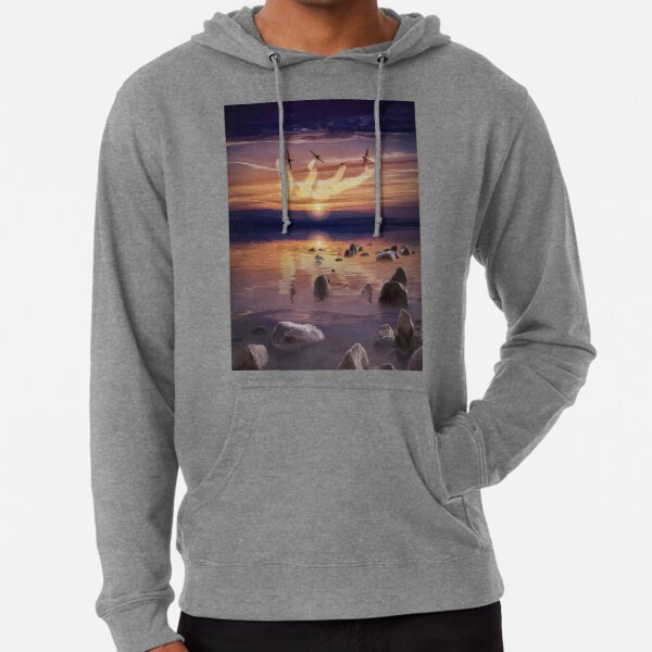 Party Time Lightweight Hoodie