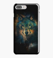 Galaxy Wolf iPhone 7 Plus Case
