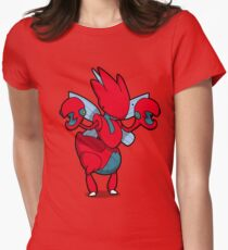 Snip Snip! Womens Fitted T-Shirt