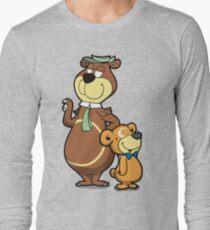 Picnic Basket Duo Long Sleeve T-Shirt