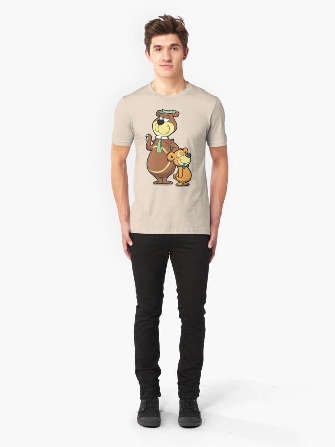 Alternate view of Picnic Basket Duo Slim Fit T-Shirt