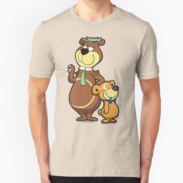 Picnic Basket Duo Slim Fit T-Shirt