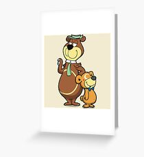 Picnic Basket Duo Greeting Card