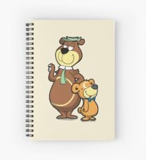 Picnic Basket Duo Spiral Notebook