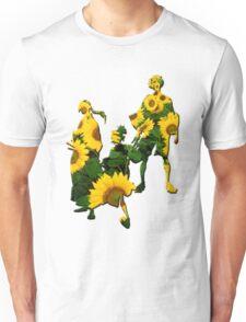 Samurai Champloo - Sunflowers Unisex T-Shirt