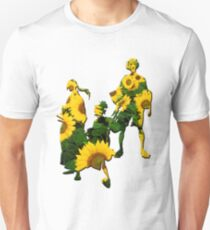 Samurai Champloo - Sunflowers Unisex T-Shirt