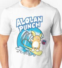 Raichu Alola Pokémon Sol y Luna Unisex T-Shirt