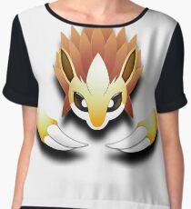 Sandslash Pokémon Chiffon Top