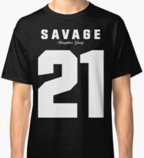 21 Savage Jersey Classic T-Shirt
