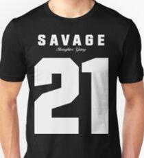 21 Wildes Jersey Slim Fit T-Shirt
