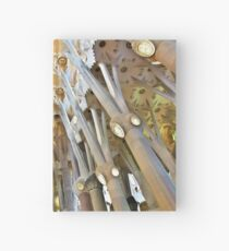 Inside the Sagrada Familia - Barcelona Hardcover Journal