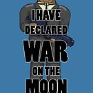War on the Moon by uncmfrtbleyeti