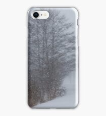 Snowstorm Magic iPhone Case/Skin