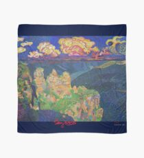 The 3 Sisters, Blue mountains Scarf