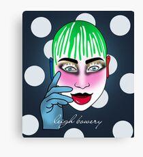 leigh bowery Canvas Print