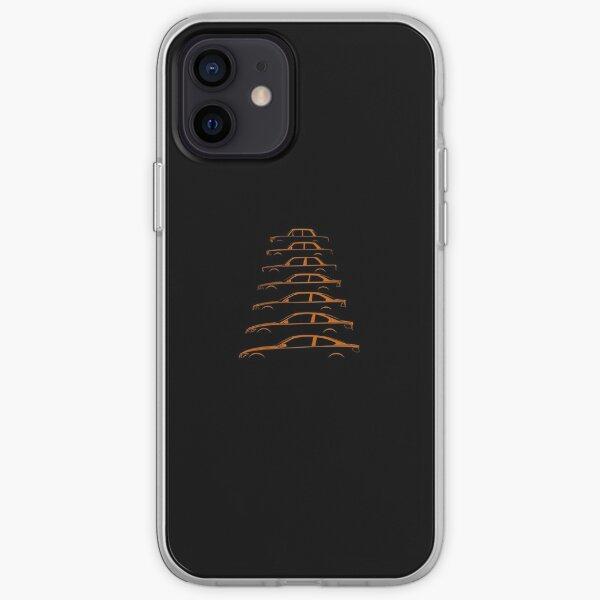 evolución proyector Funda blanda para iPhone