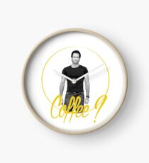 Luke Danes - Gilmore Girls Clock