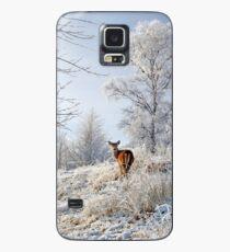 Glen Shiel Misty Winter Deer Case/Skin for Samsung Galaxy