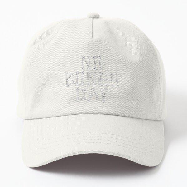 No Bones Day, Funny Pug Dad Hat