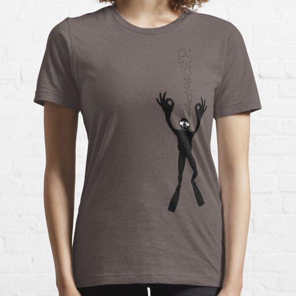 OK DIVER Essential T-Shirt