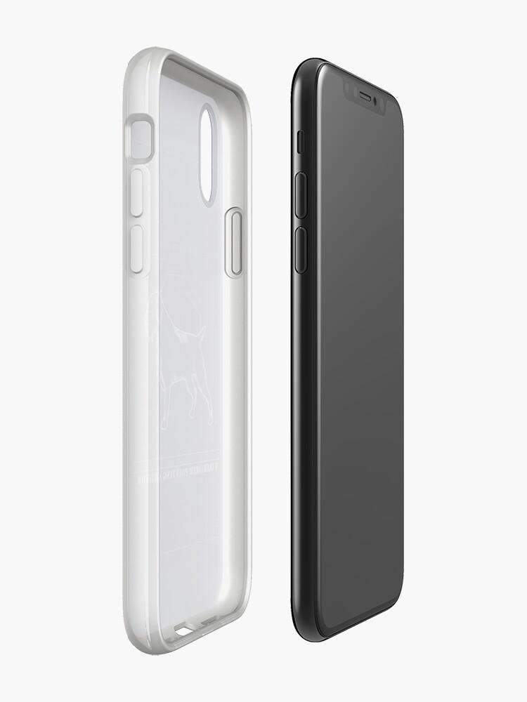 Alternative Ansicht von BLUEPRINT GRIFF iPhone-Hülle & Cover