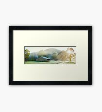 Geehi Hut, Kosciuszko National Park, New South Wales, Australia Framed Print