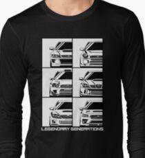 Impreza Generations Long Sleeve T-Shirt