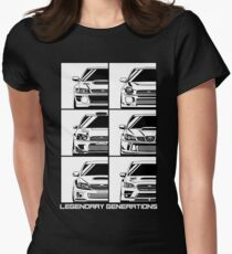 Impreza Generations Women's Fitted T-Shirt