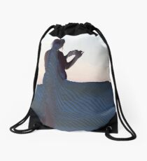 Melpomene Drawstring Bag