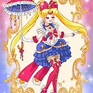 Rococo Sailor Moon by aimeekitty