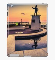 Ponce De Leon at Sunset iPad Case/Skin